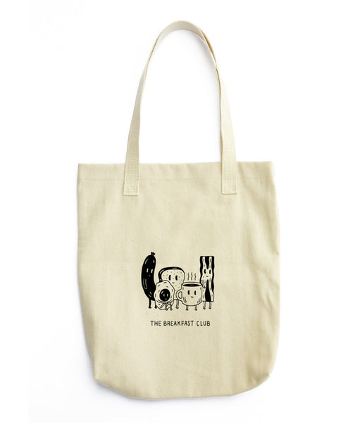 The Breakfast Club Tote