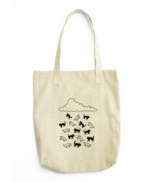 Cats & Dogs Tote