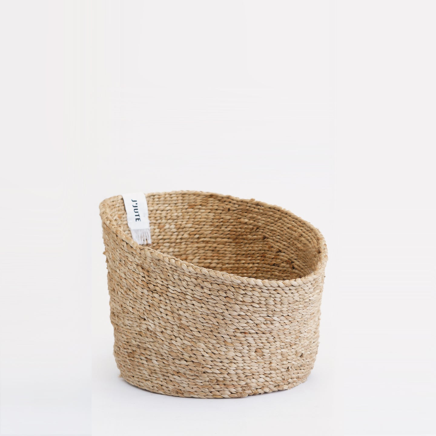 J'JUTE LODI ANGLED TABLE AND FRUIT BASKET