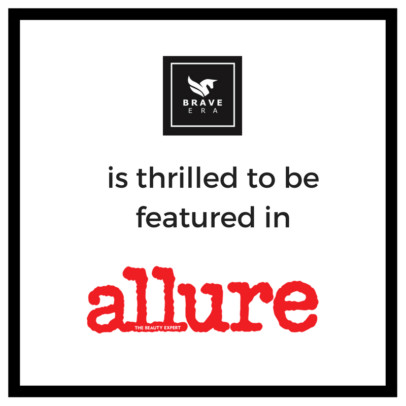 Allure Magazine Features Brave Era