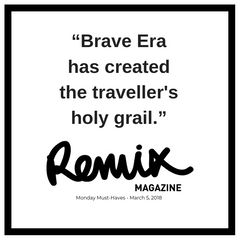 Brave Era in Remix Magazine