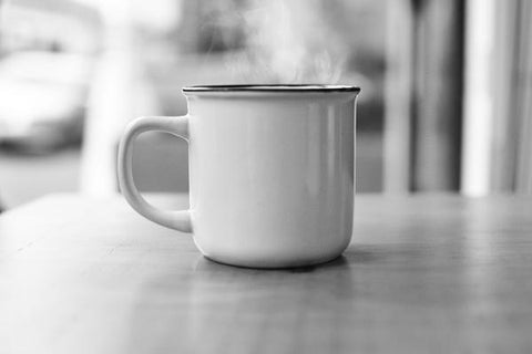 Cleanliness Tips for a Safer and Cleaner Travel - small white mug