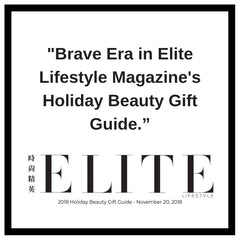 Brave Era in Elite Lifestyle Magazine