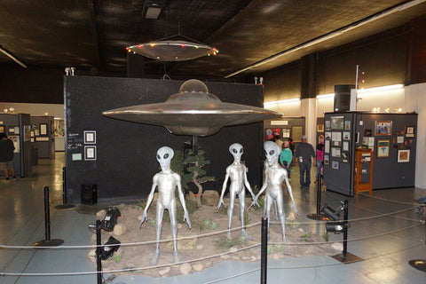 International UFO Museum and Research Center, Roswell, New Mexico