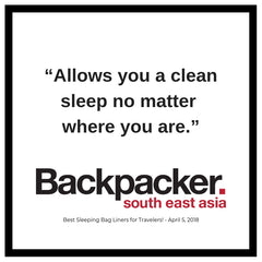 Brave Era in South East Asia Backpacker