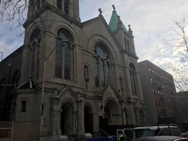 St. Paul's Church – Manhattan