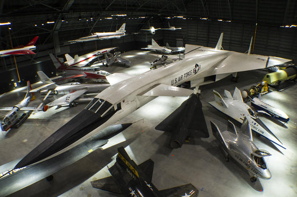 The National Museum of the United States Air Force, Dayton, Ohio