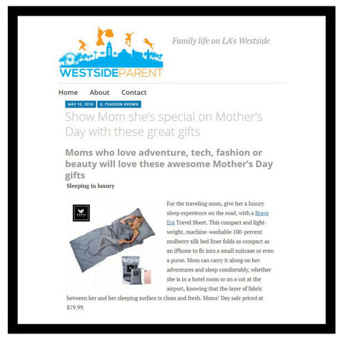 Let's show how moms are special with these great gift ideas. Travel Essential for moms on the go.