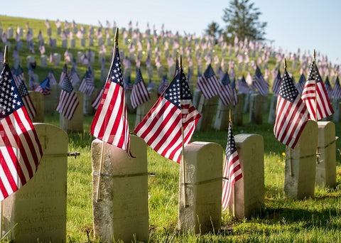 5 Civil War Battlefields to Check Out on Memorial Day