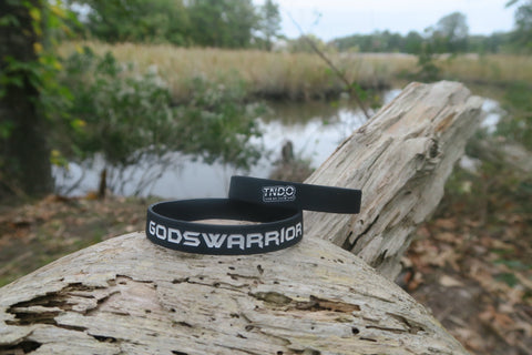 TNDO (God's Warrior) Wristbands