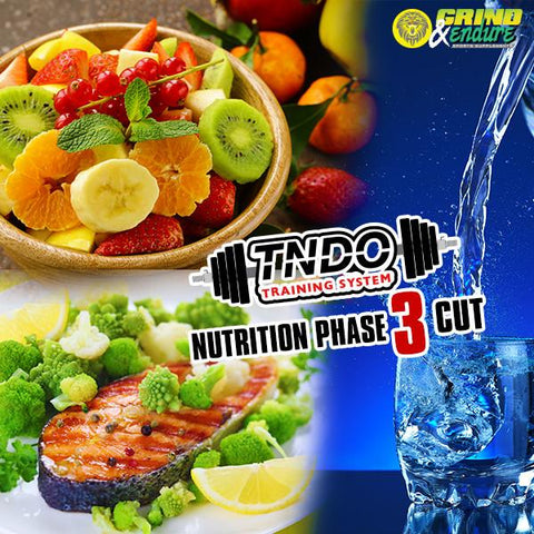 Nutrition Phase 3 CUT