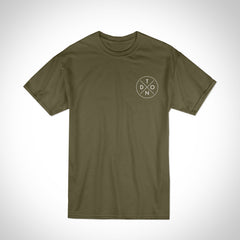 TNDO LifeStyle Tee ( Army Green )