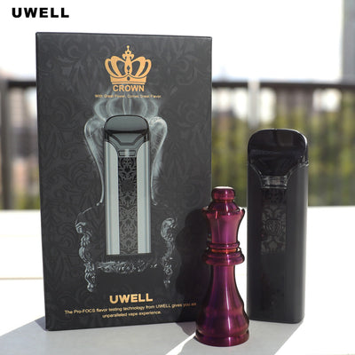 Uwell crown pod kit Vapexcape Regina