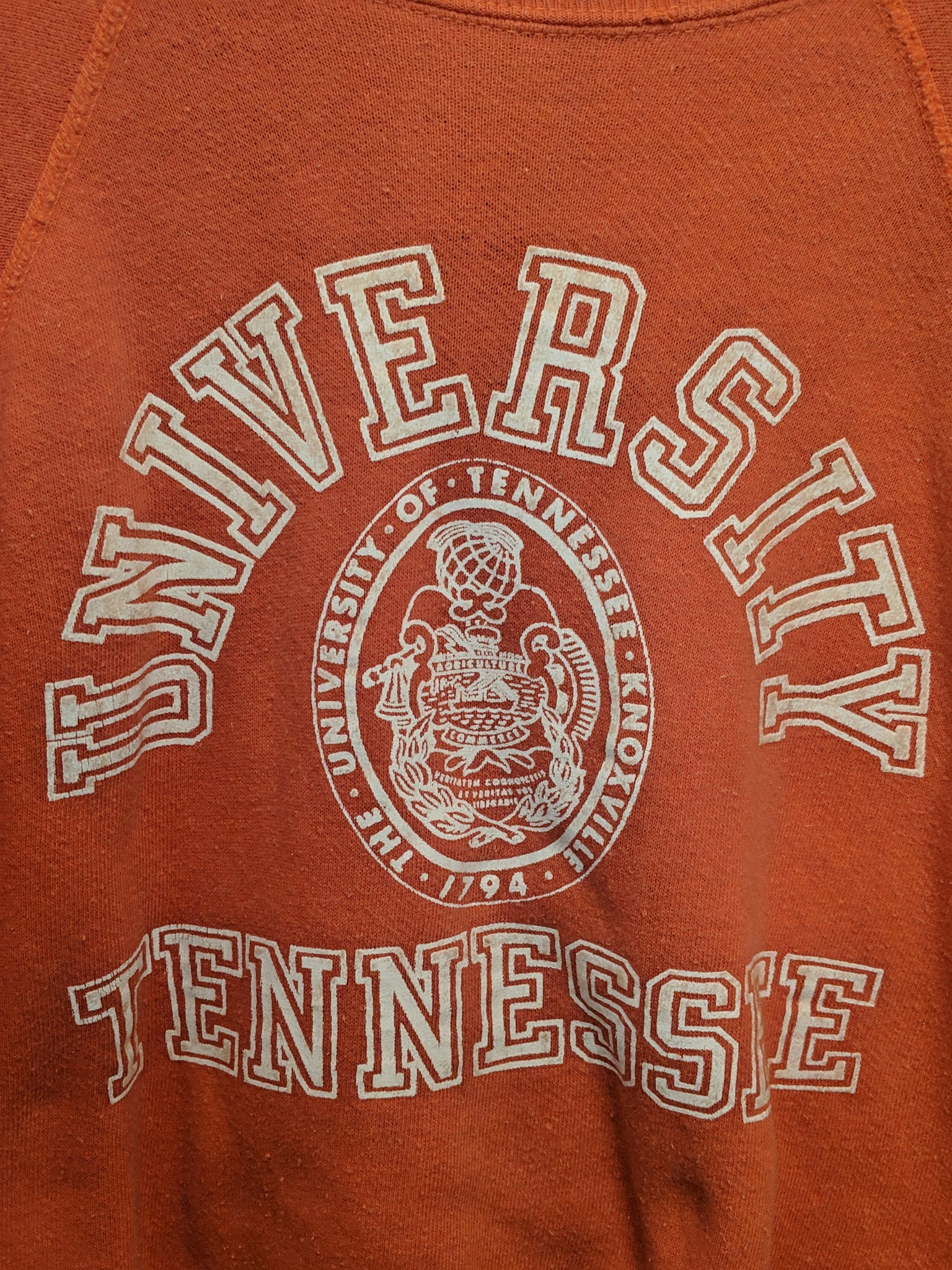 80's University of Tennessee Crew Neck