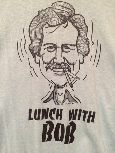 1987 Lunch With Bob Tee