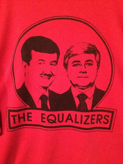 XXL The Equalizers Tee