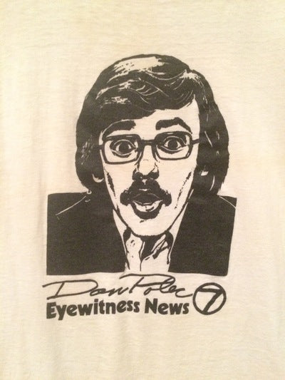 Buffalo, NY Eyewitness News 7 Don Polec Tee