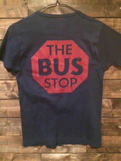 Ladies 80's Boulder, CO Busstop Strip Joint Iron On Tee