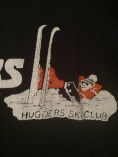 1985 Gray Rock Ski Club Tee