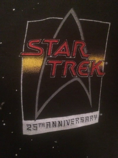 1991 Star Trek Next Generation Enterprise Tee