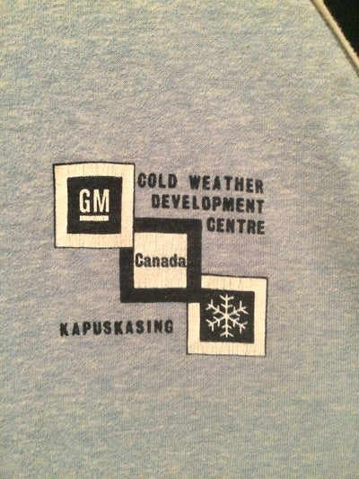 General Motors Canada 3/4 Sleeve Tee