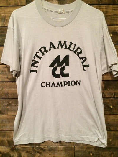 80's MCC Intramural Champs Tee