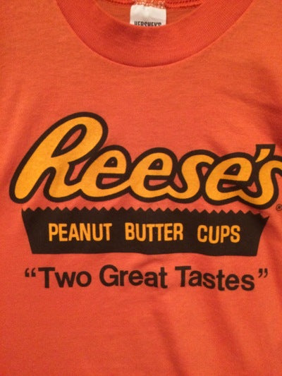 80's Reese's Peanut Butter Cups Tee