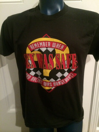 Sex and Racing Tee