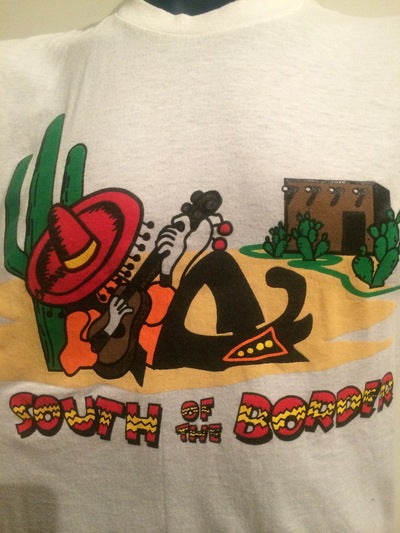 80's South of The Boarder Tee
