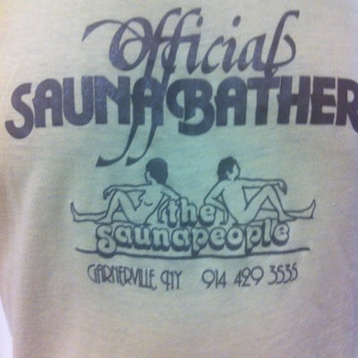 Official Saunabather Tee