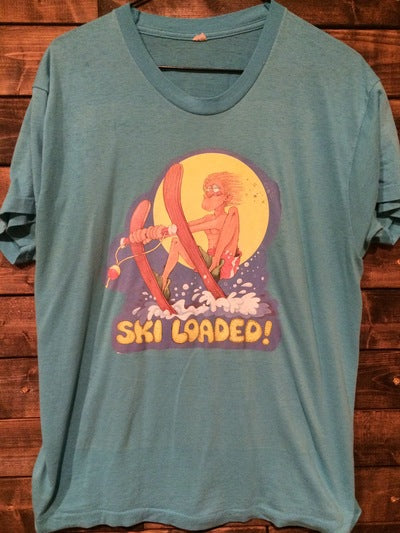 Waterski Loaded Tee