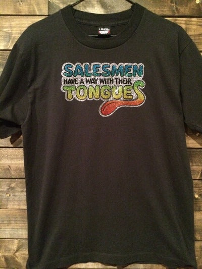Salemen Iron On Tee