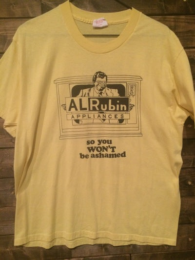 80's Al Rubin's Appliances Philadelphia, PA Tee