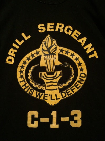 80's Drill Sgt. Tee
