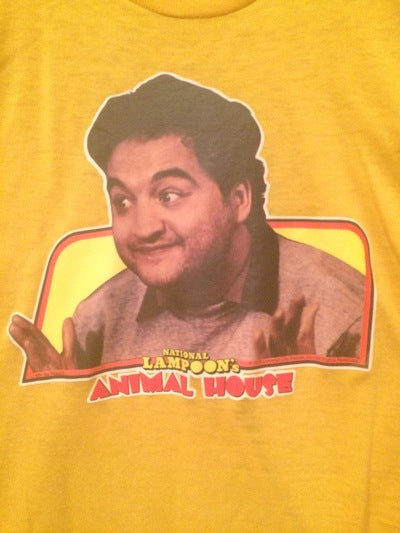 John Belushi Iron On Tee