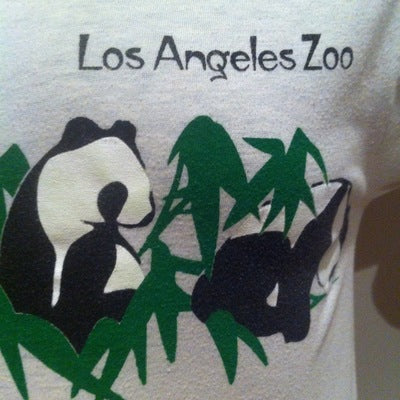1980's Los Angeles Zoo Tee