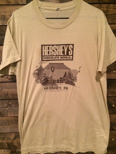 Hersey's Chocolate World Tee