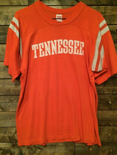 University of Tennessee 3/4 Sleeve Heavy Tee