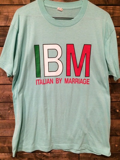 80's Italian By Marriage Tee