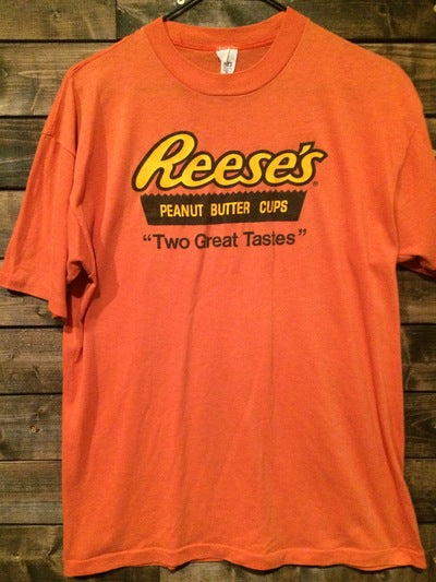 80's Reeses Peanut Butter Cup Tee