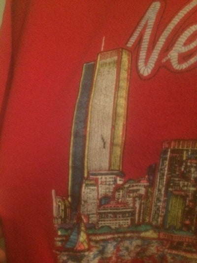 New York Twin Towers Tee