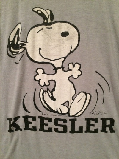 Keesler Airforce Base Snoopy Tee