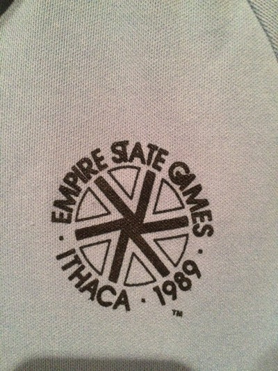1989 NY Empire State Games Soccer Jersey