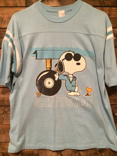 Griffiss Air Force Base Rome. NY Joe Cool 3/4 Sleeve Tee