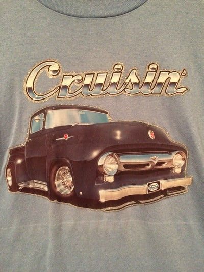 80's Crusin' Iron On Tee