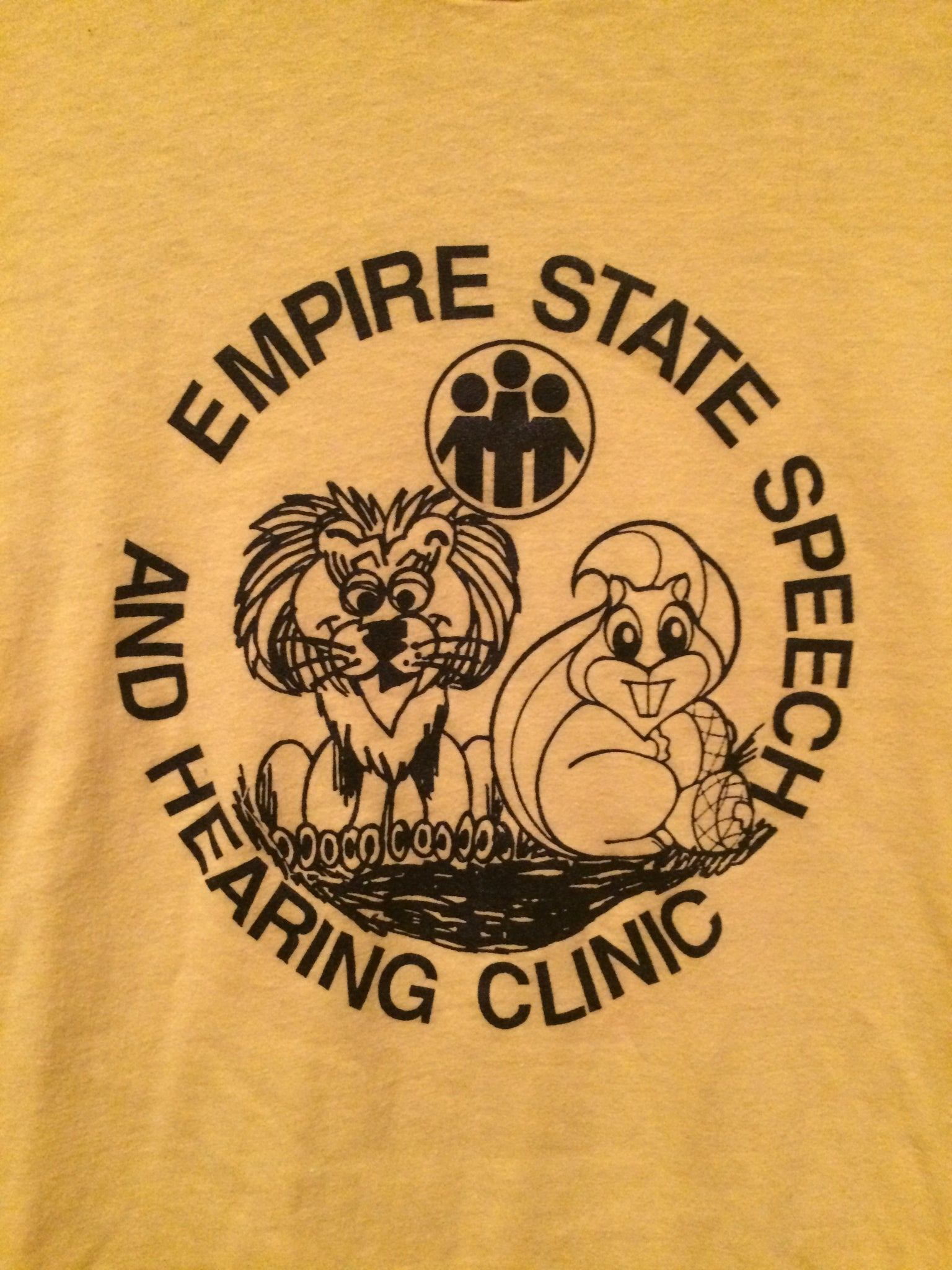 80's Empire State Games Tee