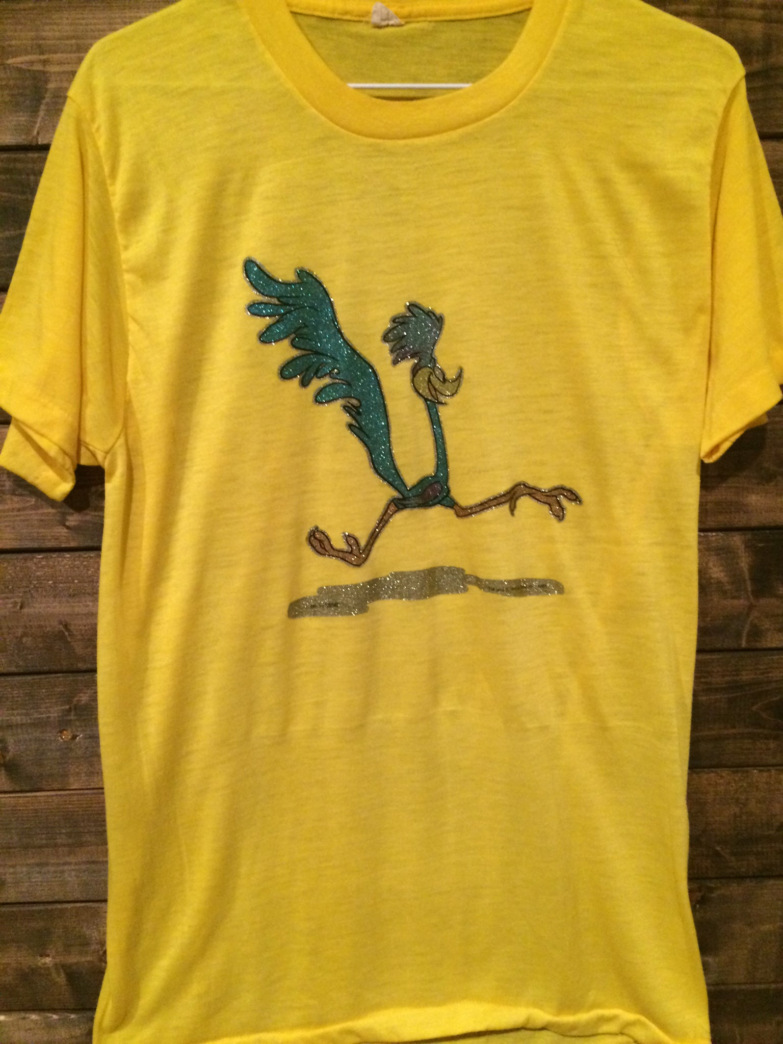 1970's Roadrunner Iron On Tee