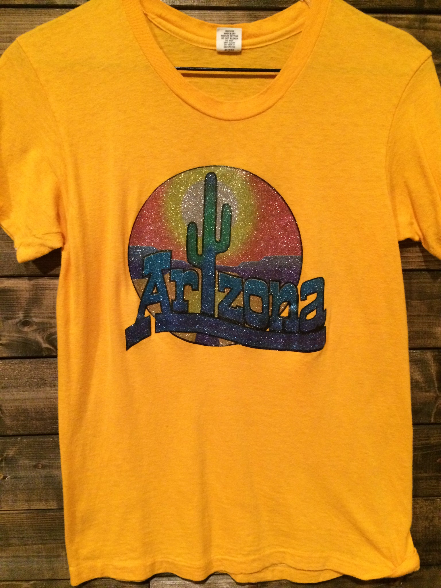 Arizona Iron On Tee