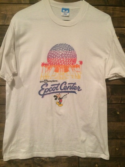 Disney Epcot Center Tee