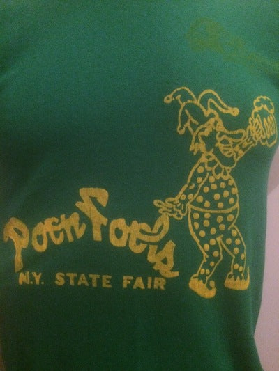 Longer Poor Fools Seneca Falls, NY Romeo's Bar Tee